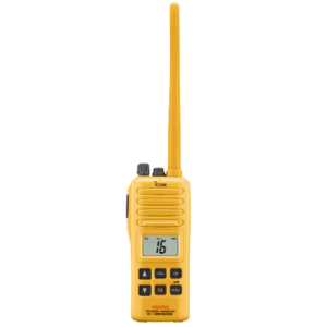 IC-GM1600E Survival VHF Two Way Radio