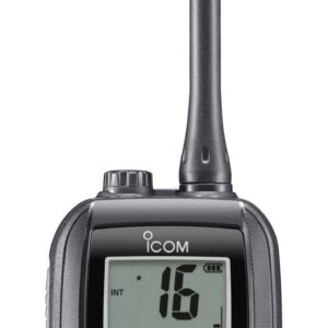 ICOM Buoyant Floating Two Way Radio
