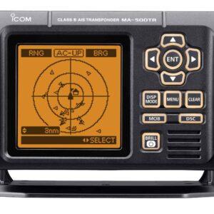 Icom MA-500TR transponder dual channel