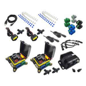 lowrance kit components