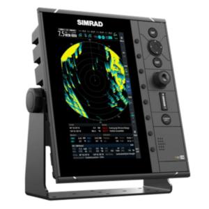 Simrad 9 inch portrait radar control display unit