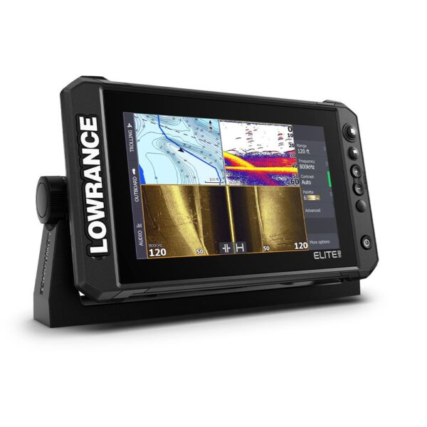 Lowrance Elite FS 9 & Active Imaging 3 in 1 Transducer