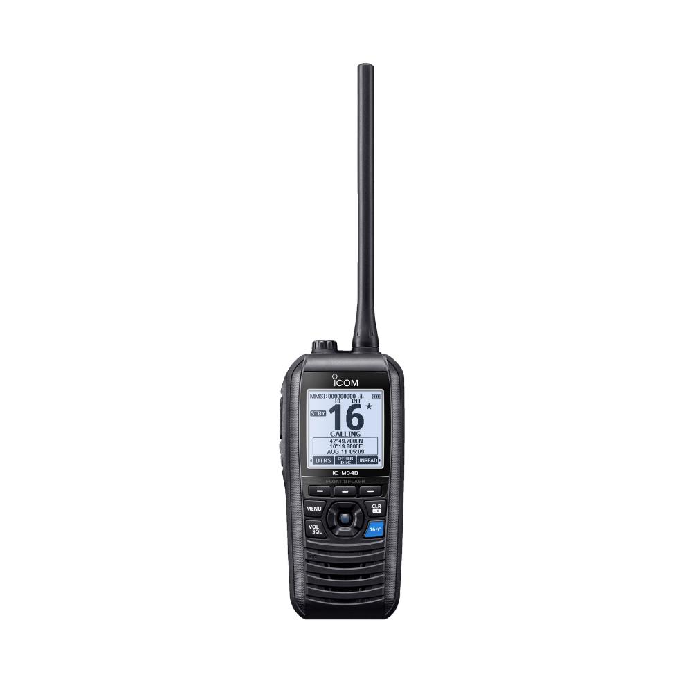 IC-M94DE VHF Marine Radio
