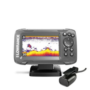Lowrance Hook2 4X Bullet Skimmer Fishfinder - Sonar Only Model