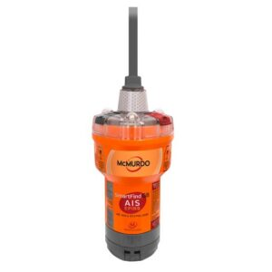 Rugged, multi GNSS 406MHz EPIRB with both GPS and Galileo receivers, unique inbuilt AIS, optimised for new MEOSAR system Operating Frequencies 406MHz 121.5MHz Multi GNSS AIS Features Built in AIS Multi GNSS including Galileo Accidental activation protection Rugged construction optimised for commercial environments Hands free carry strap 360-degree strobe Comes with safety bracket 10-year battery life Sealed Electronic Unit Sealed Battery Unit Manual release The unit comes in a Travel Safe bracket which prevents accidental activation of the water switches. This needs to be removed and the unit submerged to activate. Alternatively, users can lift the red tab and activate directly. Typically the manual EPIRB is considered the crews' emergency beacon and travels with the crew on to the life-raft. SmartTransfer Bracket Magnet deactivates sea contacts during transport Prevents unwanted activations Best to mount on bulkheads in clear view near emergency exit WARNING – The EPIRB will NOT be activated by water while it is in the manual brackets or in its carry-safe bracket. The EPIRB must be removed from all parts of the manual bracket before it will activate in water.