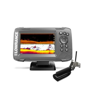 lowrance HOOK2-5x GPS Fishfinder with Splitshot Transducer