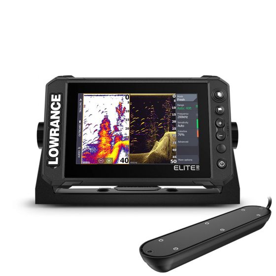 Lowrance Elite FS 7 & Active Imaging 3 in 1 Transducer