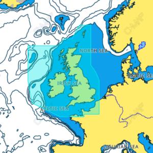 C Map DISCOVER UK & Ireland M-EW-Y200-MS