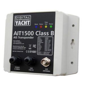 Digital Yacht AIT1500 Class B AIS Transponder internal GPS antenna NMEA0183