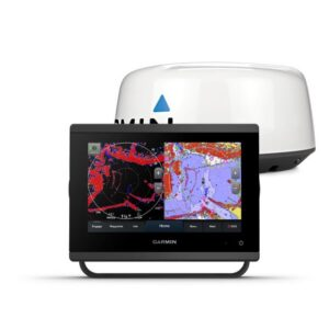 Garmin GPSMAP 723xsv - Chartplotter, Sonar & GMR HD+ Radome