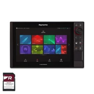 Raymarine Axiom Pro-S 12 & LightHouse 2 Download Chart