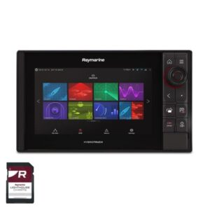 Raymarine Axiom Pro-S 9 & LightHouse 2 Download Chart